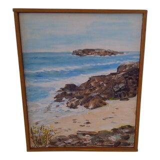 """""""Australian Sea Scape"""" by Helen Frisch"""