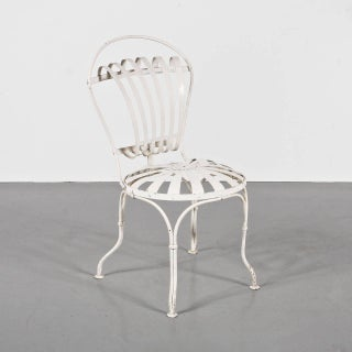 Francois Carre Garden Chairs Commissioned by Le Corbusier