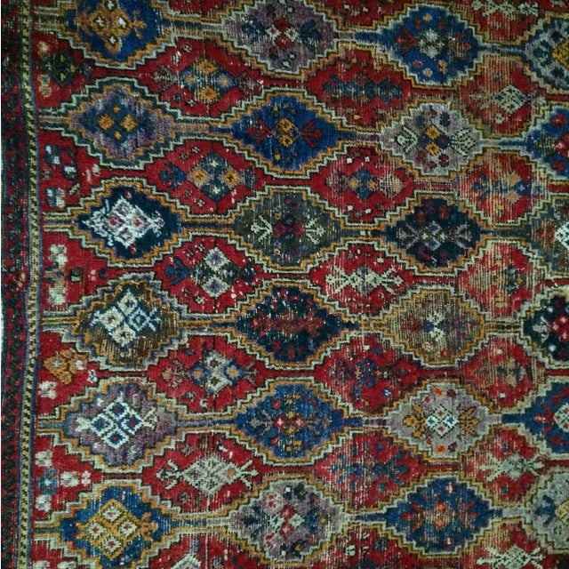 Vintage Turkish Rug - 4′11″ × 6′1″ - Image 9 of 9