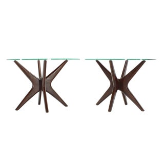 Pair of Jacks End Tables by Adrian Pearsall