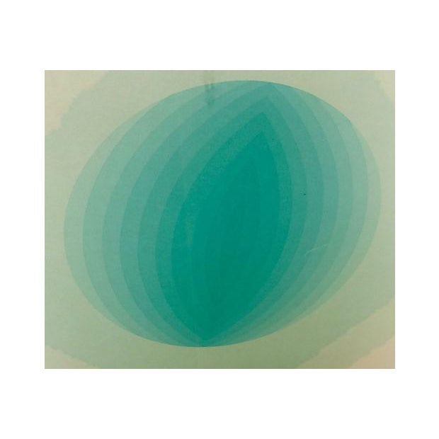 Can Partition of Time and Space, Framed Lithograph - Image 3 of 6