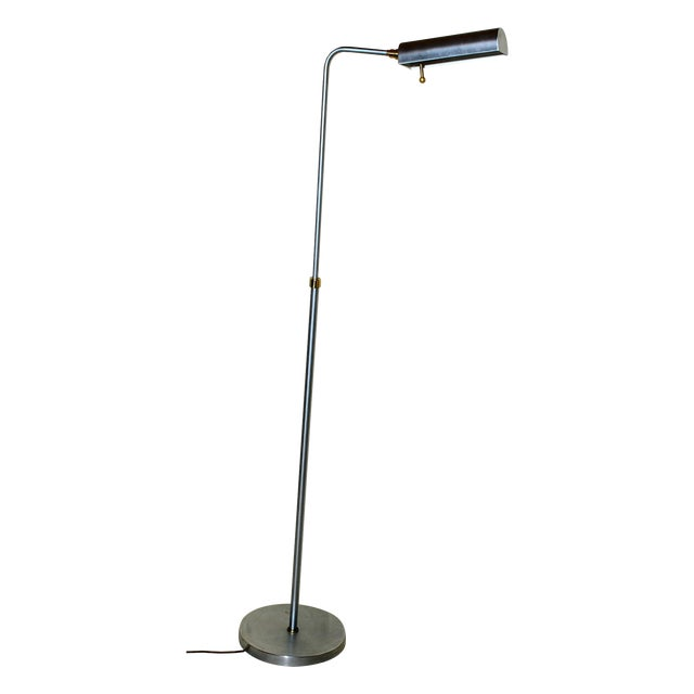 Pharmacystyle Floor Lamp By Chapman Chairish