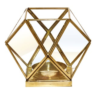 Brass Lantern Monroe