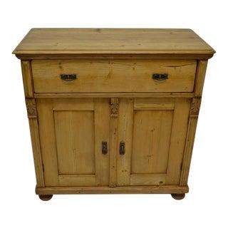 Pine Dresser Base