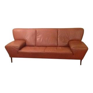 De Sede Modern Ds-281 Leather Sofa