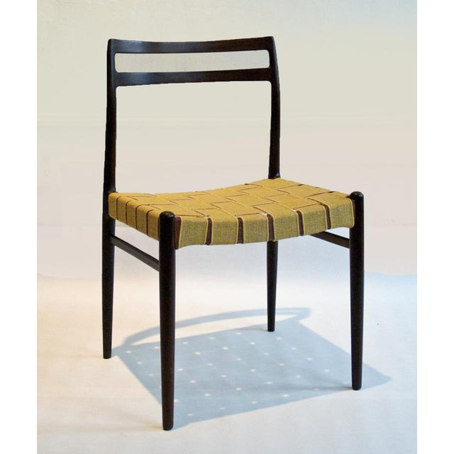 Image of Danish Rosewood Chair