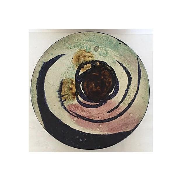 Large Art Pottery Centerpiece - Image 6 of 6