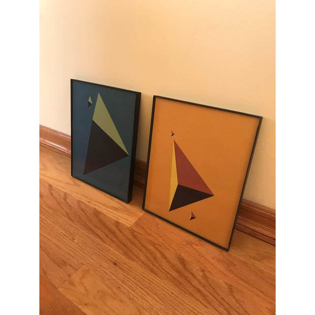 Minimal Abstract Prints of the Solar System - Set of 9 - Image 5 of 10