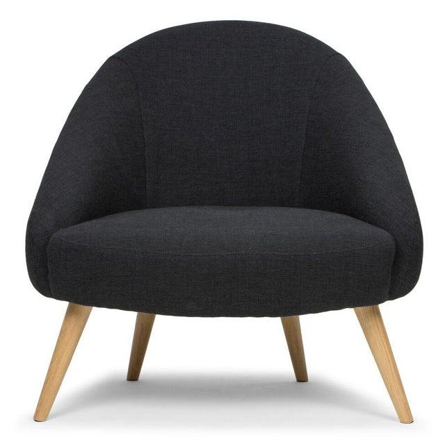 Sarreid LTD Black 'Billionaire' Chair - Image 4 of 6