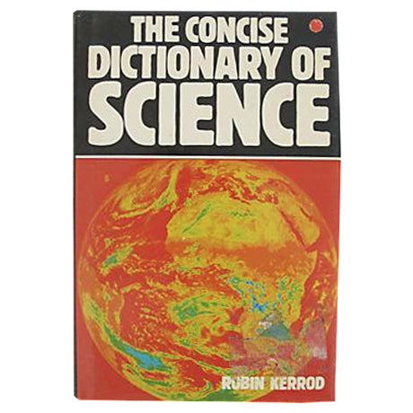 The Concise Dictionary of Science by Robin Kerrod - Image 1 of 5
