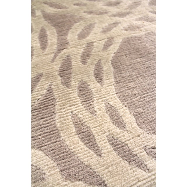 "Cococozy Tan ""Oxford"" Wool Rug - 8' x 11' - Image 5 of 9"