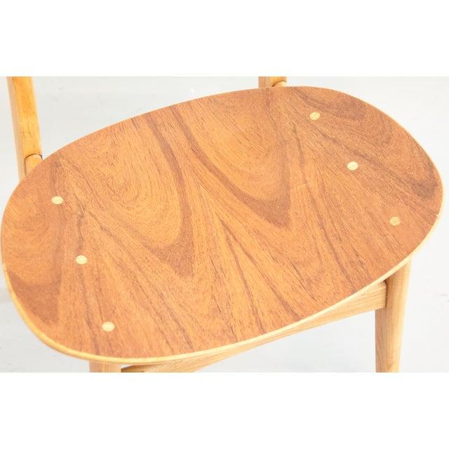 Danish Modern Bentwood Chair - Image 7 of 11