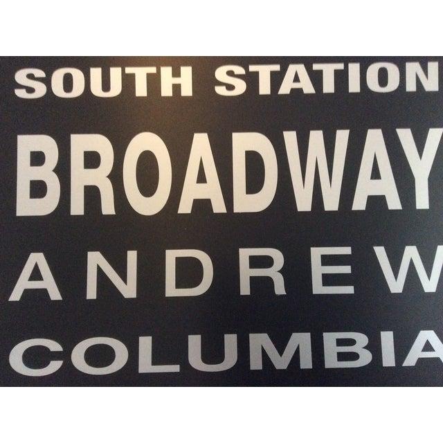 Image of Boston Transit Board