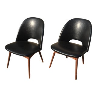 Adrian Pearsall Dining Chairs - A Pair