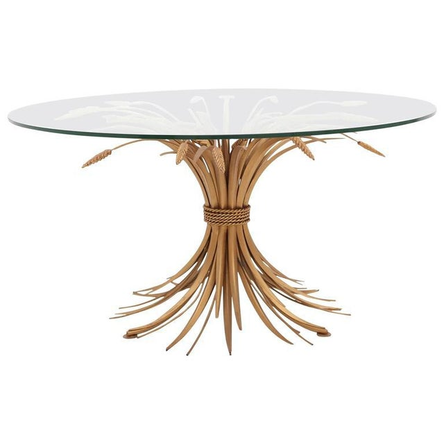Coco Chanel Wheat Sheaf Coffee Table - Image 8 of 8