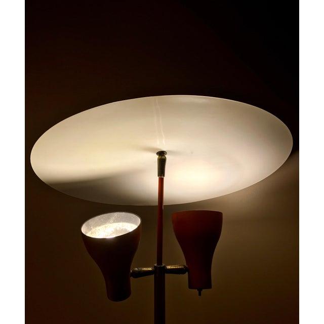 Gerald Thurston For Lightolier Floor Lamp Chairish