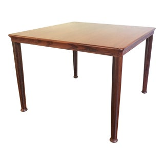 Vejle Stole Møbelfabrik Danish Rosewood End Table