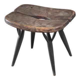 Ilmari Tapiovaara stool for Asko, Finland, 1950s