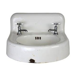 Kohler Vintage Cast Iron Enamel Sink