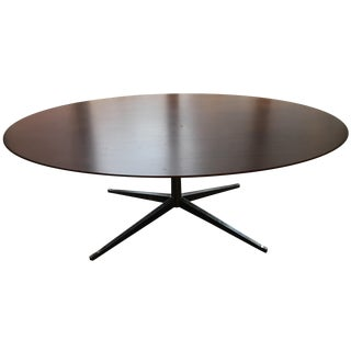 Florence Knoll-Style Oval Dining Table