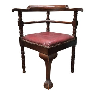 """Theo"" Corner Chair"