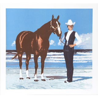 Richard McLean - Dixie Coast Lithograph