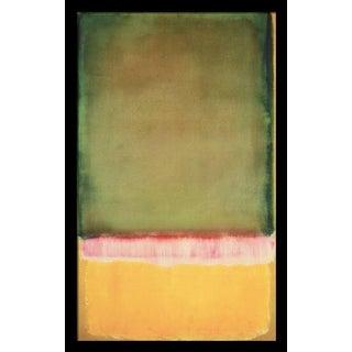 """""""Ca. C. 1949"""" Mark Rothko Reproduction"""