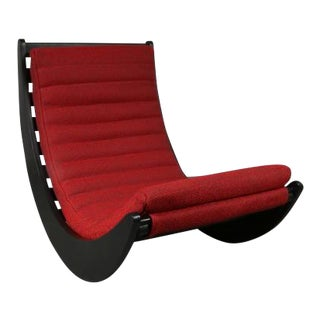 Rocking Chair by Verner Panton for Rosenthal, Germany, 1974