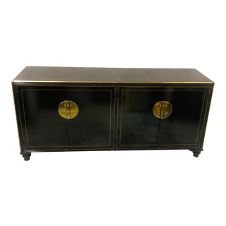 Asian Style Credenza by Baker Furniture