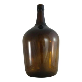 Demijohn Glass Bottle