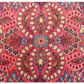 """1960s Persian Lilihan Mallayer Sarouk - 2'4"""" x 4'7"""""""