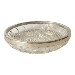 Crystal Relish Dish