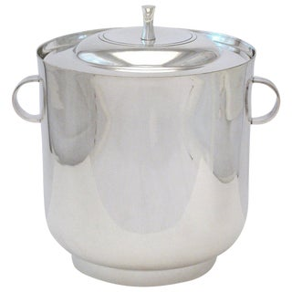 Tommi Parzinger Silver Champagne Cooler or Ice Bucket