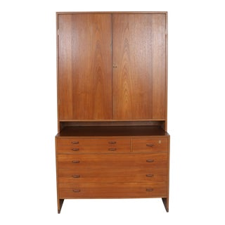 Hans J. Wegner Bookcase and Cabinet
