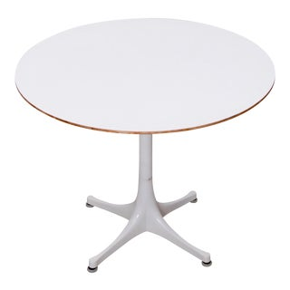 Pedestal Side Coffee 5452 Table by George Nelson for Herman Miller