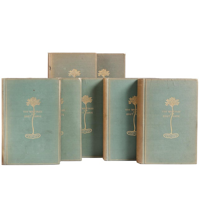 Turn of the Century Short Stories: Bret Harte - Set of 15 - Image 2 of 2