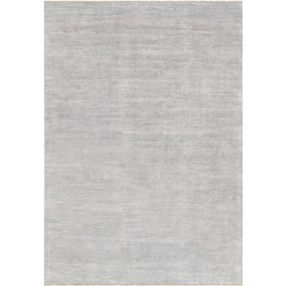 "Pasargad Transitiona Silk & Wool Area Rug - 9'9"" X 14'2"""