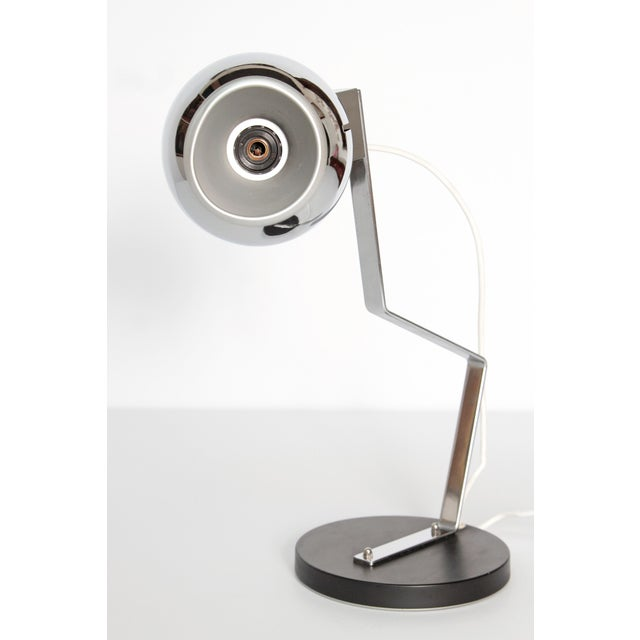 Mid-Century Modern Lamp by Mutual Sunset Lamp Company - Image 6 of 11