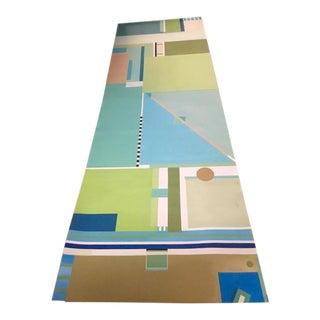 Canvas Rug Runner - 3′ × 9′