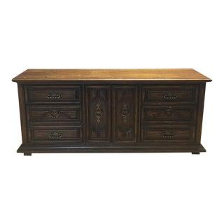 Thomasville Mid-Century Wooden Dresser