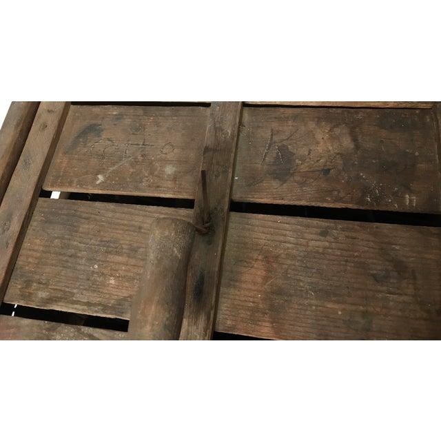 Antique Humpty Dumpty Egg Crate - Image 3 of 6
