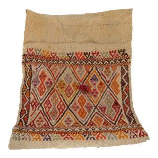 Hand Embellished Saddle Bag