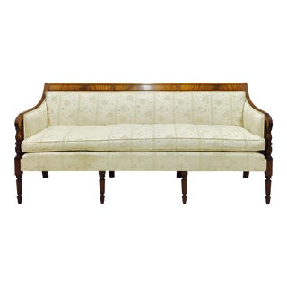 Empire Revival George III Style Sofa