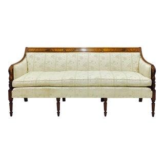 Empire Revival George III Style Sofa