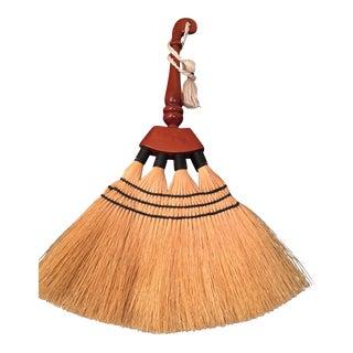 Handmade Broom-Shaped Brush