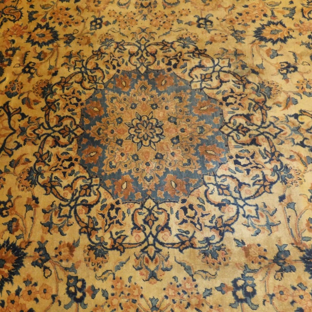 "Persian Mashad 10'10"" x 8' Rug - Image 2 of 5"