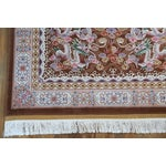 """Image of Hand Knotted Wool Oriental Dragon Rug - 6' x 10'2"""""""