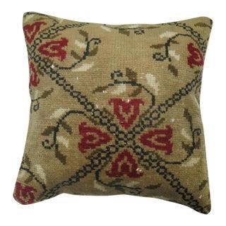 Floral Karabagh Rug Pillow