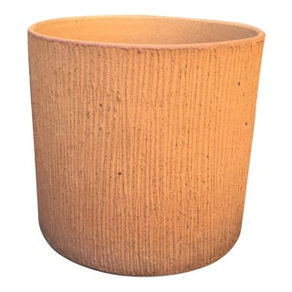 David Cressey Architectural Pottery Scratch Pot