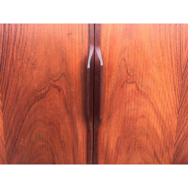 Image of Danish Modern Rosewood Sideboard/Credenza